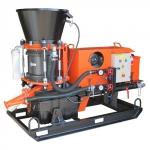 Maszyna do natrysku betonu (torkretnica) SSB 02.1