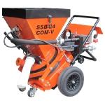 Maszyna do natrysku betonu (torkretnica) SSB 24.1 COM-V