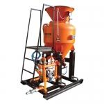 Maszyna do natrysku betonu (torkretnica) TTS-400